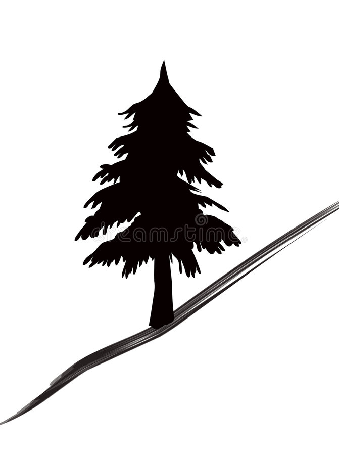 Free Trees Icon Royalty Free Stock Images - 295179