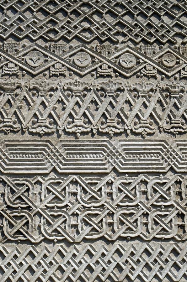 Trei Ierarhi kyrka, Iasi, Rumänien arkivfoto