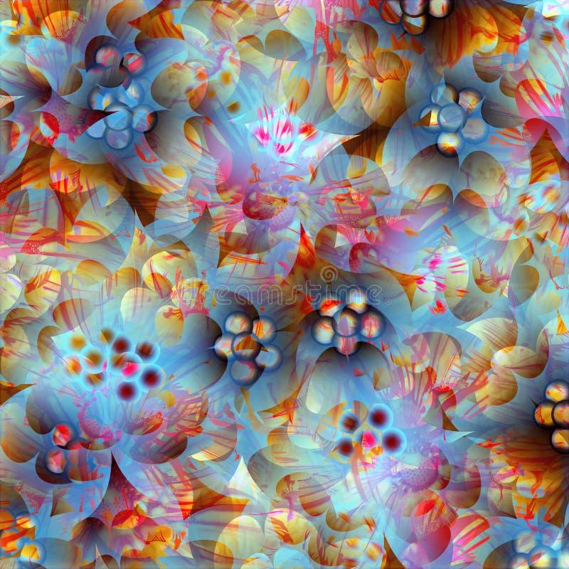 Treibhaus von Farben vektor abbildung