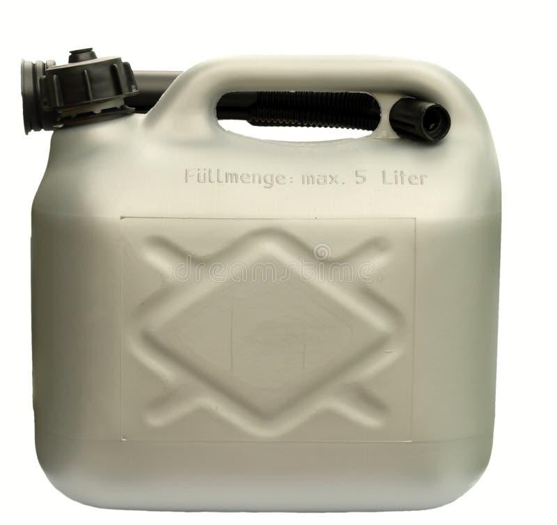 Treibstoff-Dose stockbilder