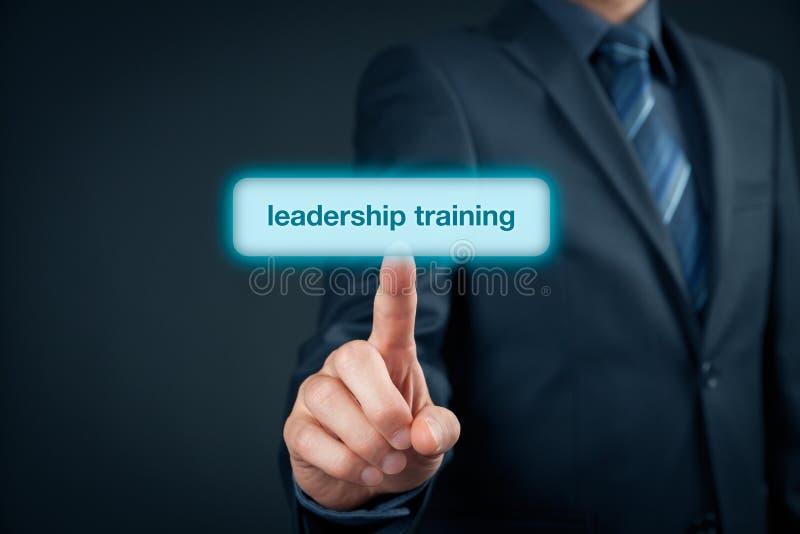 Treinamento de liderança fotografia de stock