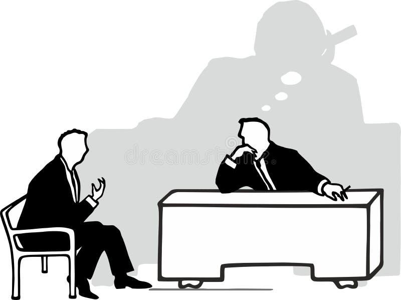 Treinamento executivo imagem de stock royalty free