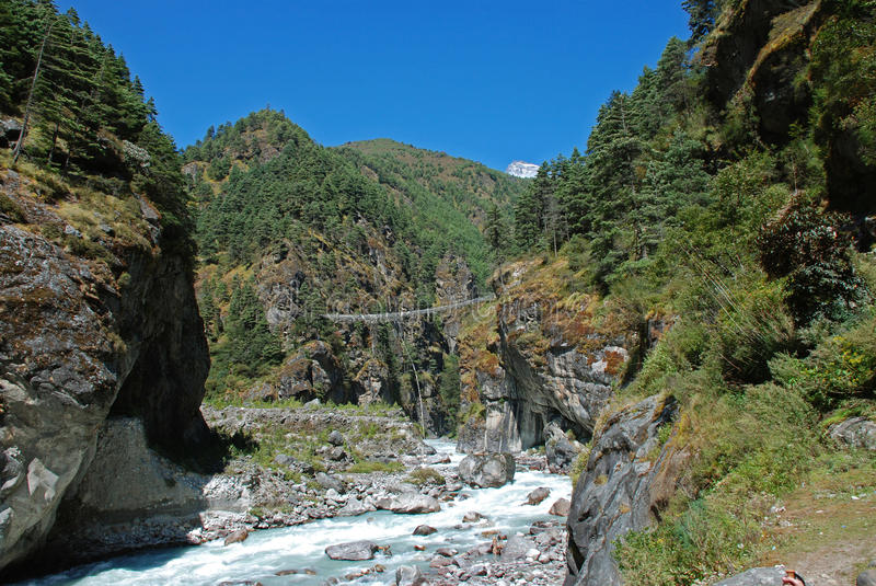 Download Treking in Himalayas stock photo. Image of national, face - 22481300