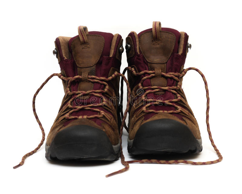Download Treking shoes stock image. Image of condition, color - 24719881