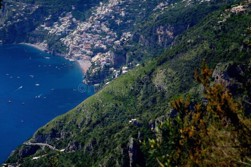 Trekking dag i Italien royaltyfri bild