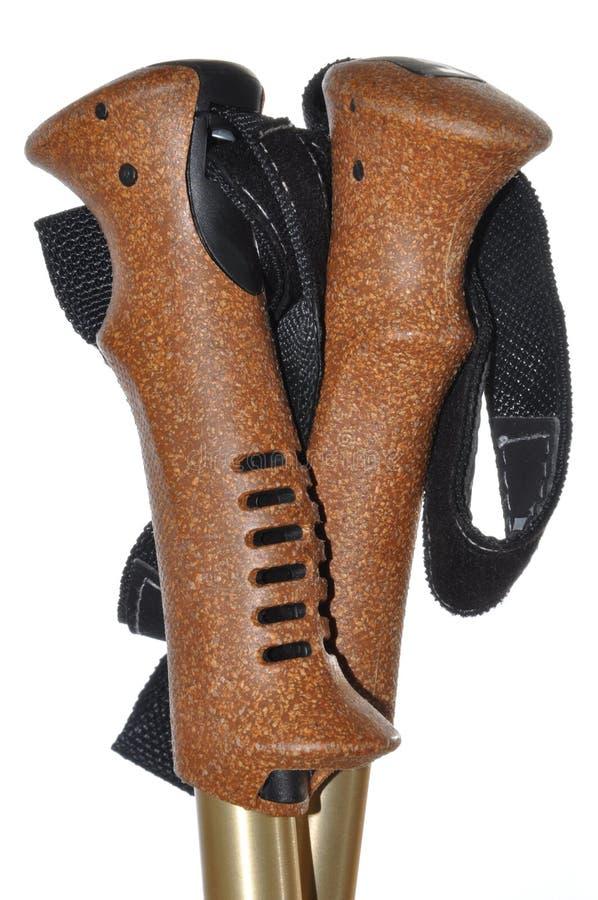 Download Trekking stick stock image. Image of brown, folding, robust - 21866325