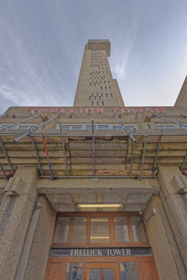 Trellick-Turm London stockbild