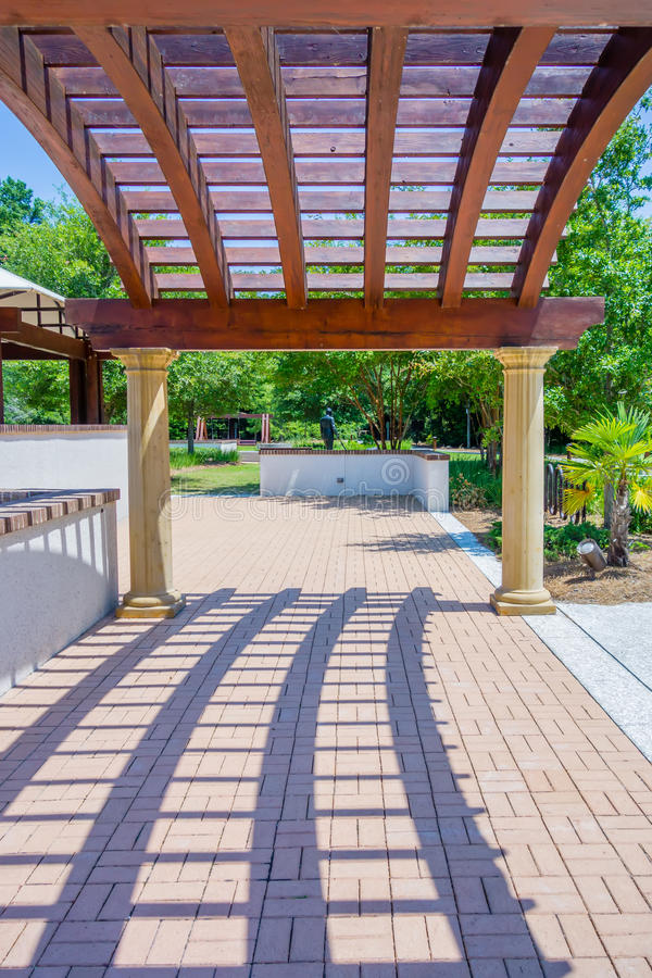 Download Trellis Design Canopy Details Stock Image - Image of hilton arch 57433849 & Trellis Design Canopy Details Stock Image - Image of hilton arch ...