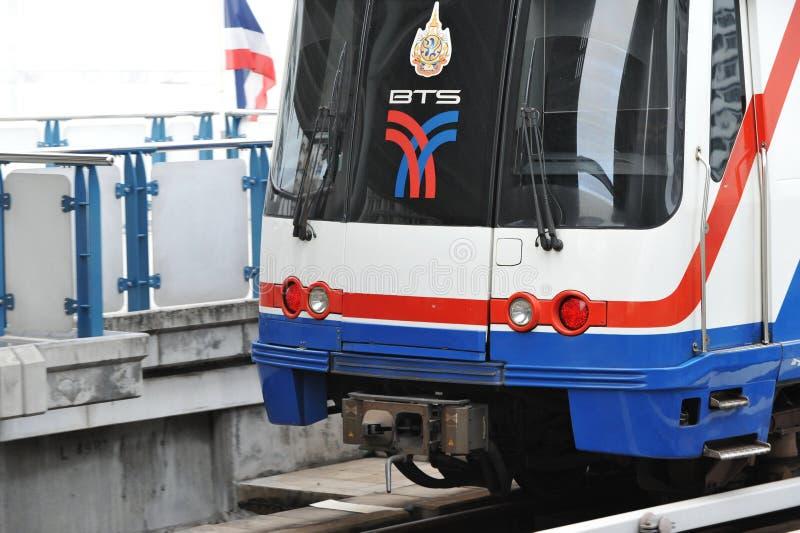 Trem moderno foto de stock