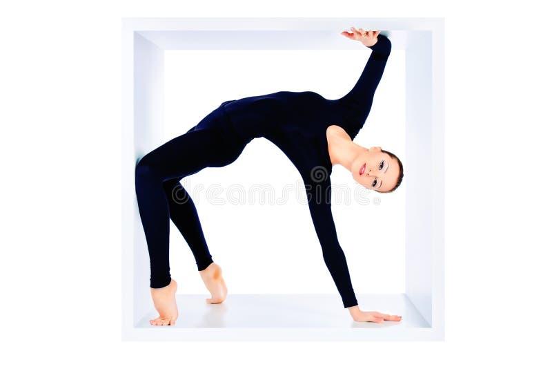 Tremendous flexibility stock photos