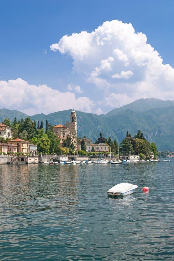 Tremezzo, Meer Como, Italië royalty-vrije stock fotografie