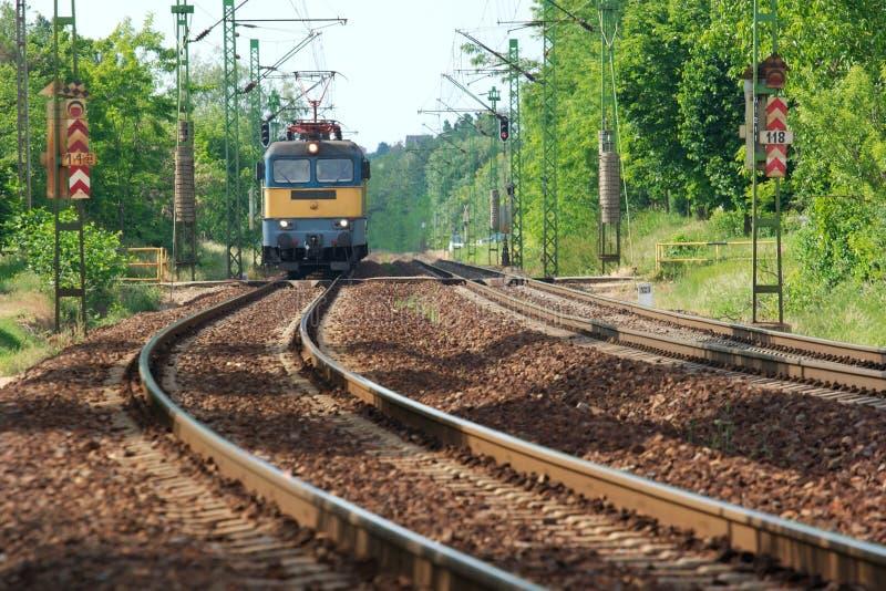 Tren fotografía de archivo
