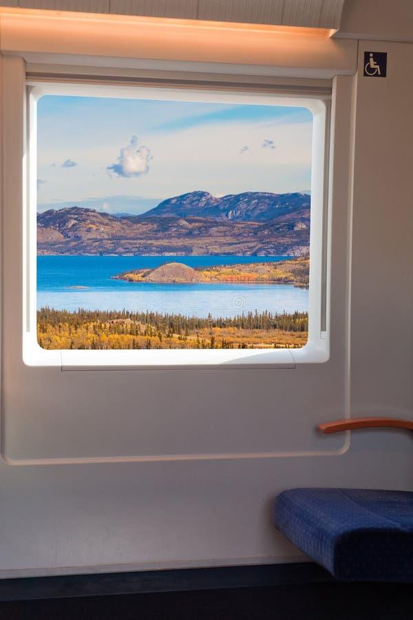 Tren de alta velocidad interior fotografía de archivo libre de regalías
