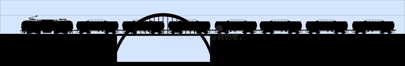 Tren del tanque