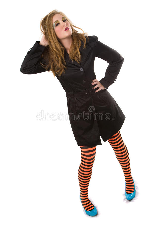 Download Trench Coat stock image. Image of people, adult, fashionable - 16296825