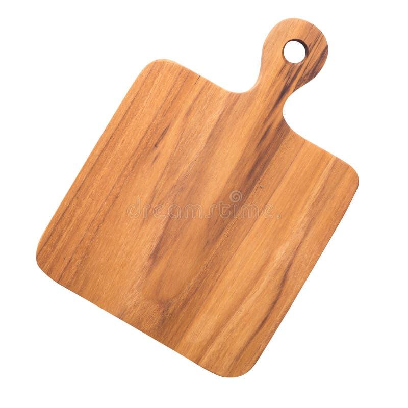Trencher de madeira imagem de stock