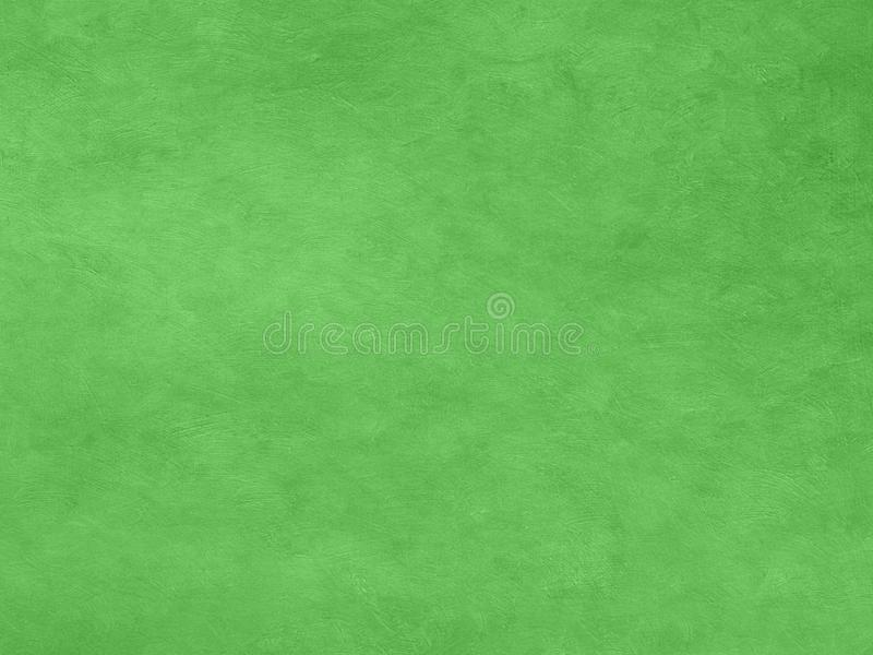 Trendy bright lime green paint textured abstract background design royalty free illustration