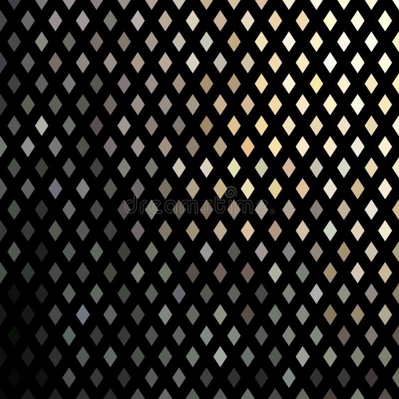 Grunge metallic crystal texture abstract. vector illustration