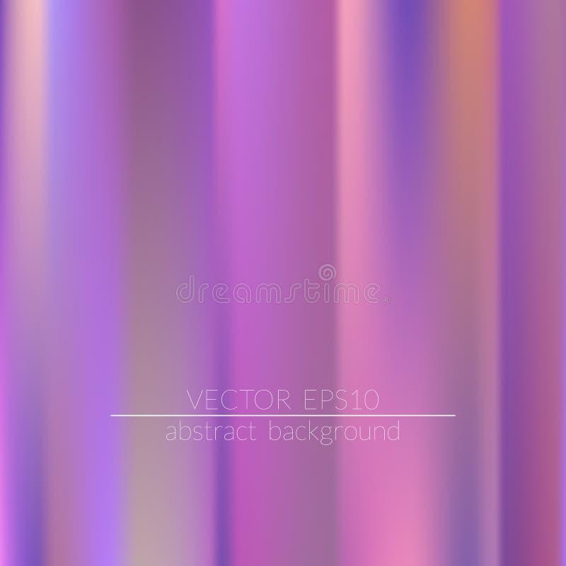 Mesh blurred futuristic template. vector illustration