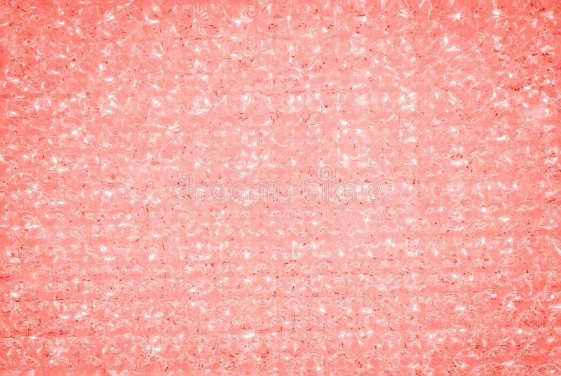 Trendy crystal glitter texture in coral color. Glittery shiny lights background. Trendy crystal glitter texture in coral color. Glittery shiny lights abstract royalty free illustration