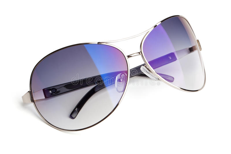 Trendy glasses royalty free stock image