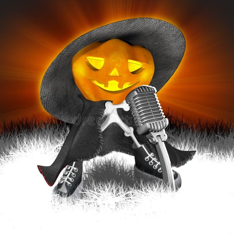 Free Trendy Halloween Pumpkin Stock Photo - 16271910