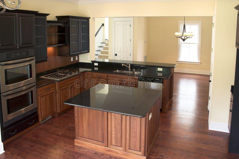 Trendy kitchen royalty free stock image