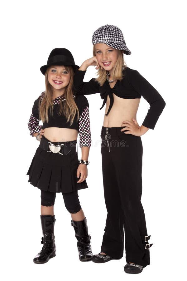 Trendy Little Sisiters