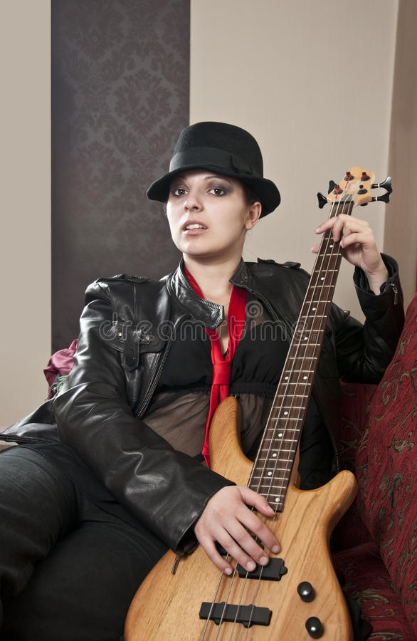 Download Trendy Musician Stock Photography - Image: 26226472