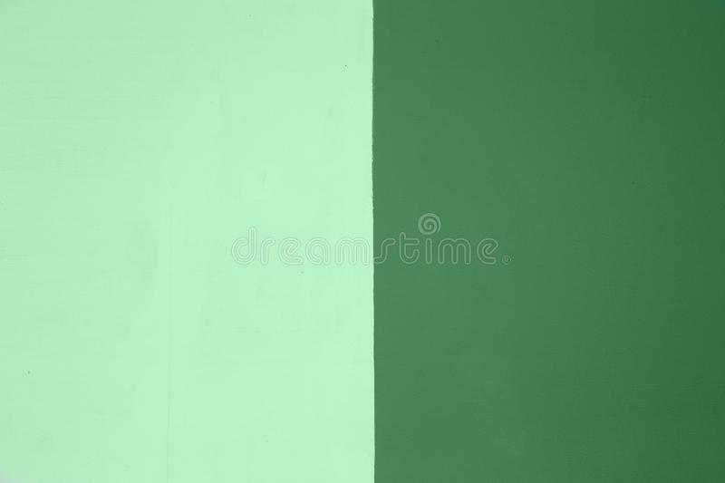 Trendy neo mint and green colored textured background. royalty free stock photos