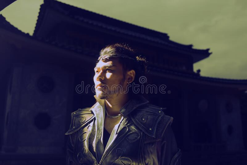 Trendy Oriental Man Free Public Domain Cc0 Image