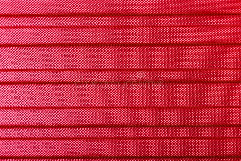 Trendy red texture background. Woman pattern for girls design. Wallpaper light red dotted striped backdrop material.  royalty free stock photo
