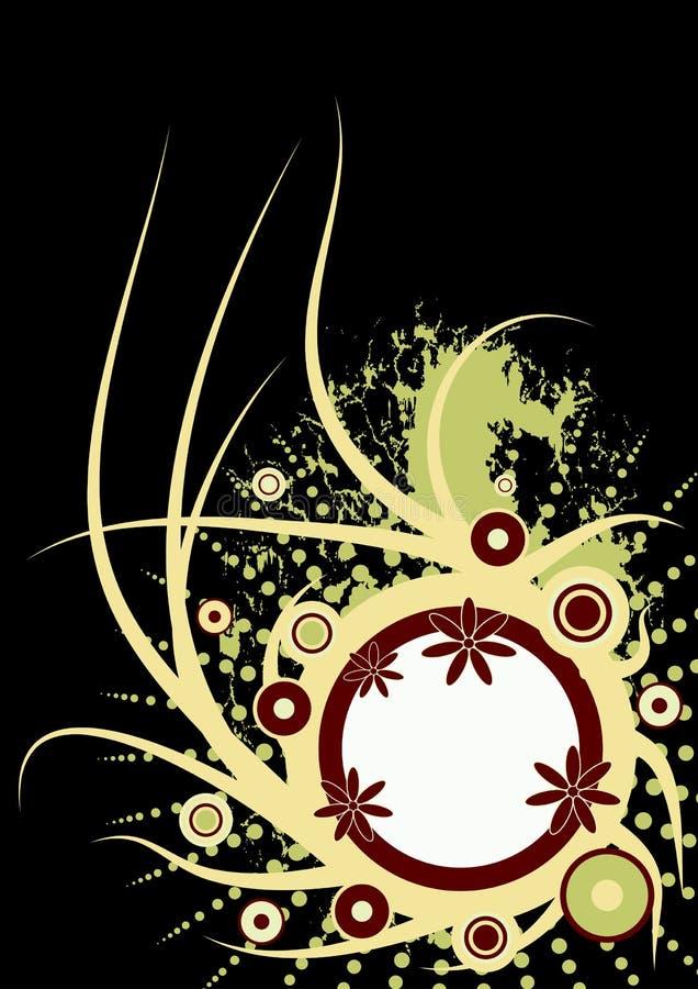 Download Trendy Vector Floral Design Stock Vector - Image: 2549663