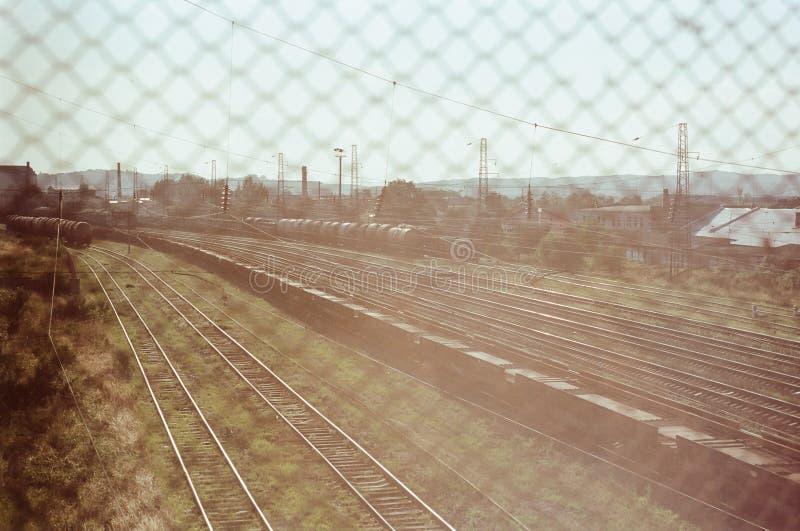 trenes fotos de archivo