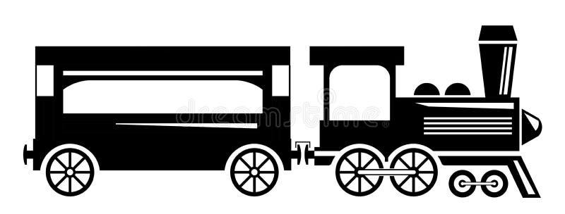 Treno royalty illustrazione gratis