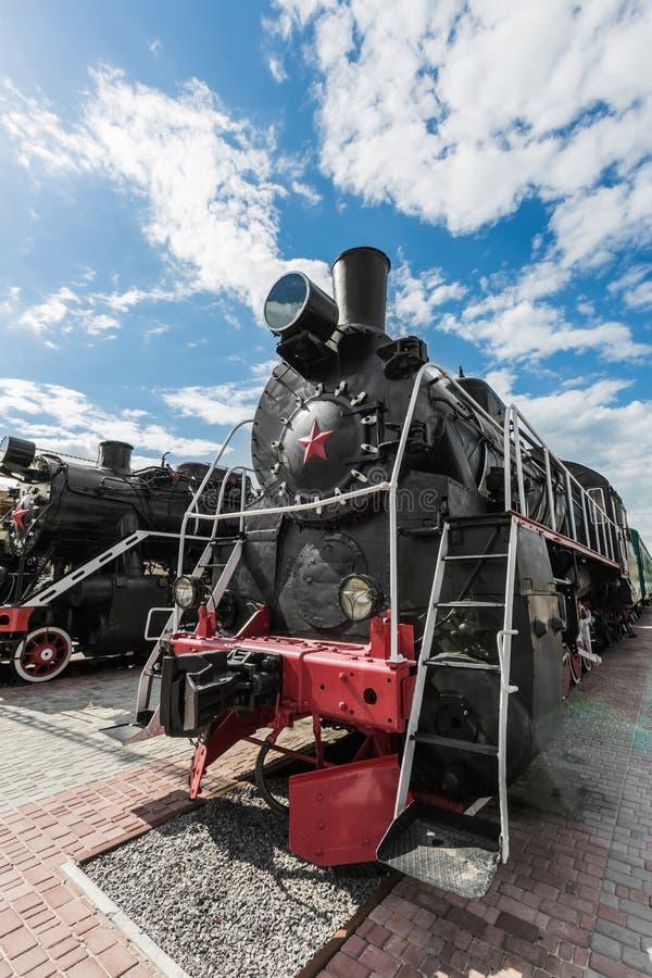 Download Treno d'annata immagine stock. Immagine di storico, retro - 56880311