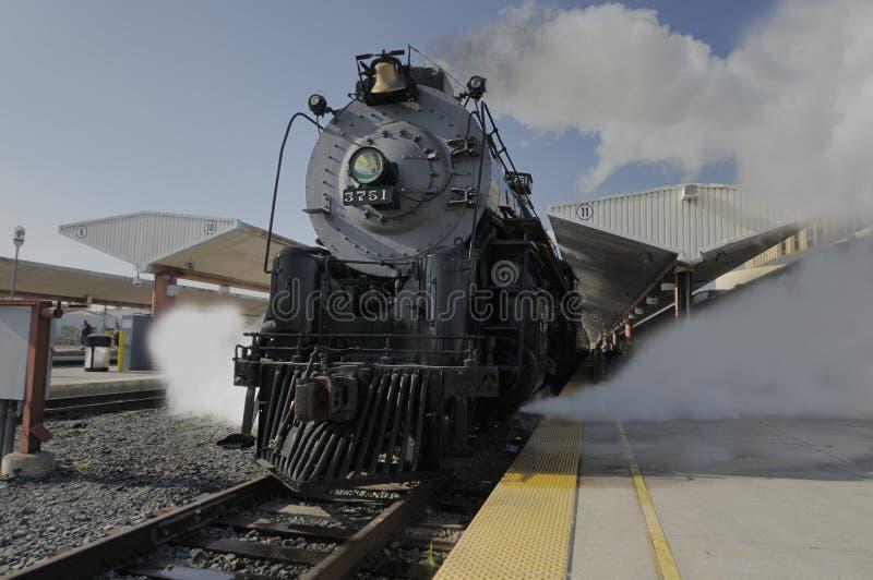 Treno storico immagini stock