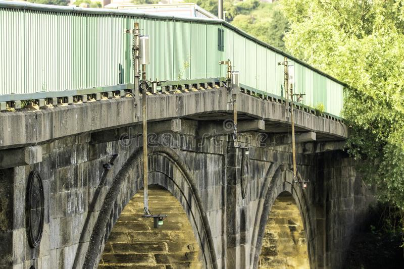Trent Bridge stock fotografie