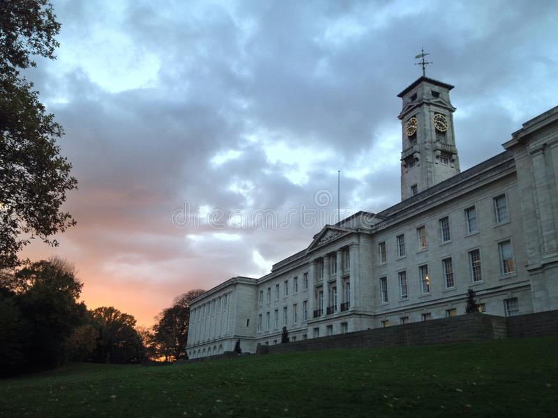 Trent Building royalty free stock images