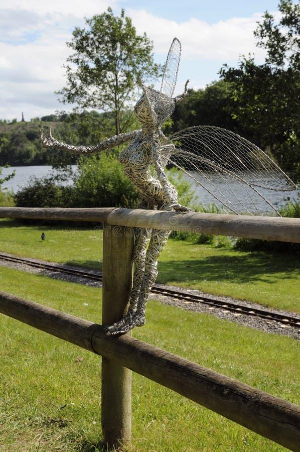Trentham Fairy stock photo