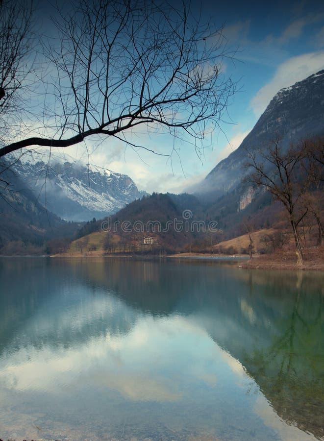 Trentino Region - italy royalty free stock photo