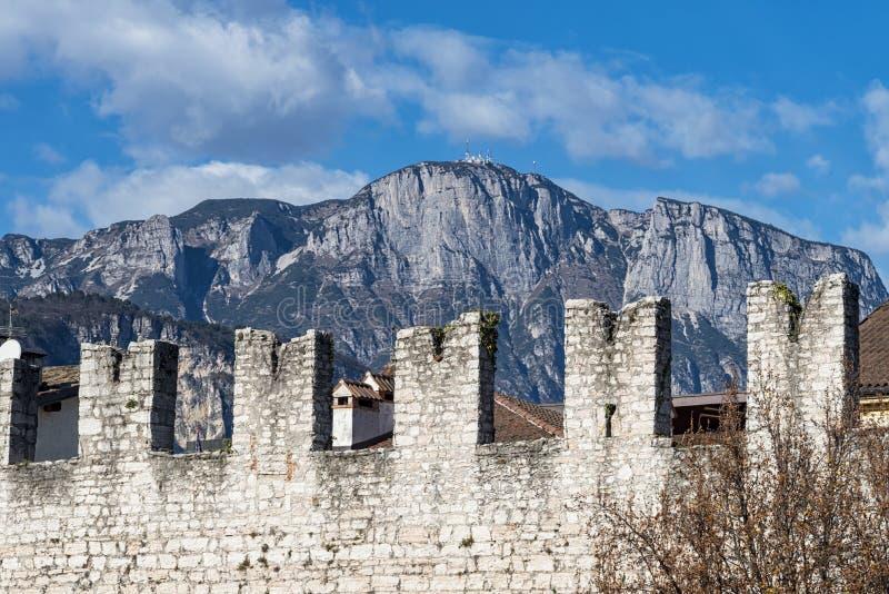 Trento stockbilder