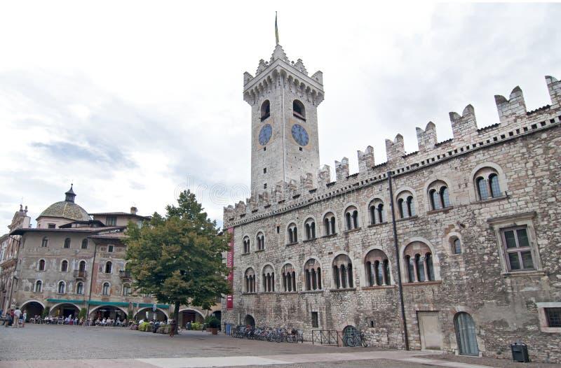 Trento, Trentino, Italia imagen de archivo libre de regalías