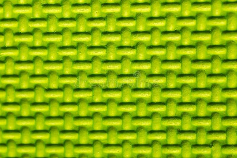 Trenzado verde claro suave fotografía de archivo
