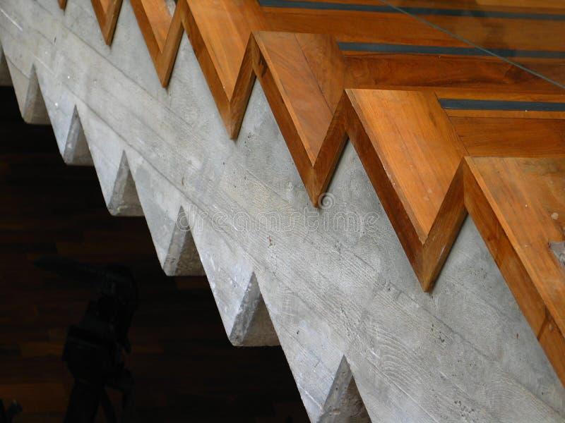 Treppekasten lizenzfreies stockbild