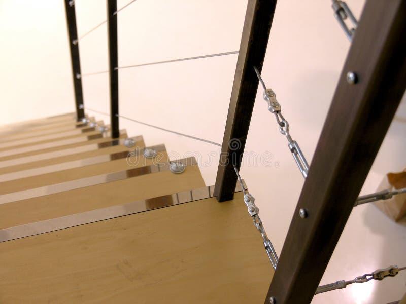 Download Treppen stockbild. Bild von downward, modern, zeile, furnierholz - 29773
