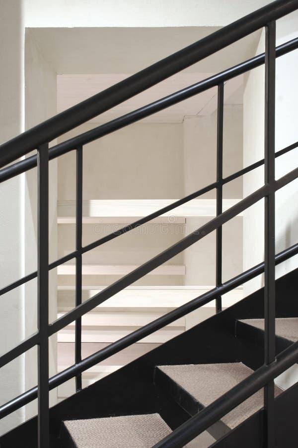 Treppenhaus lizenzfreie stockbilder