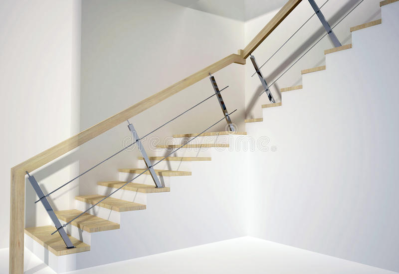 Treppenhaus vektor abbildung