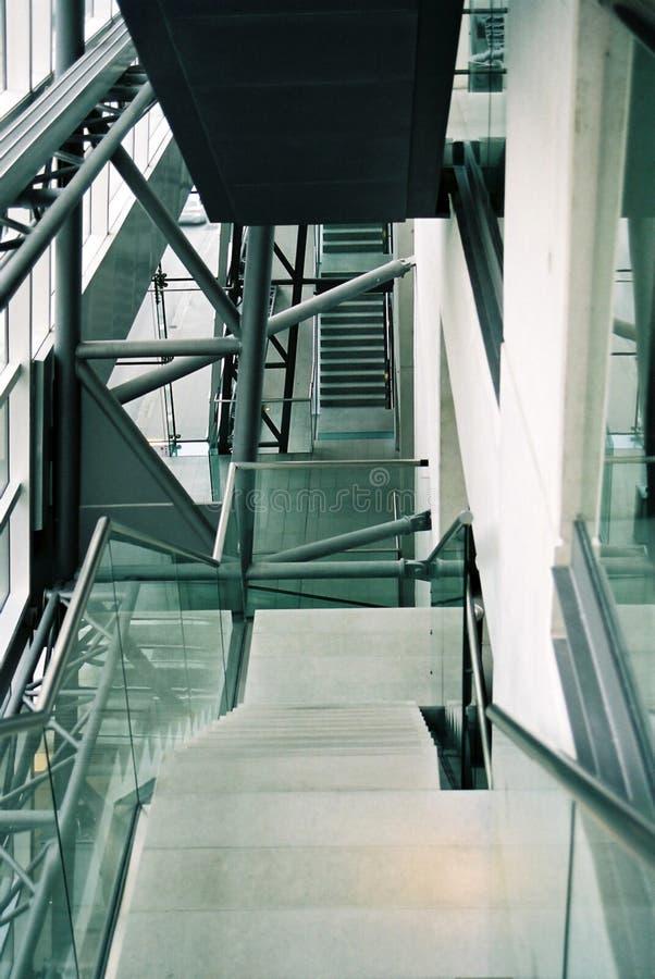 Treppenhaus 3 lizenzfreies stockfoto