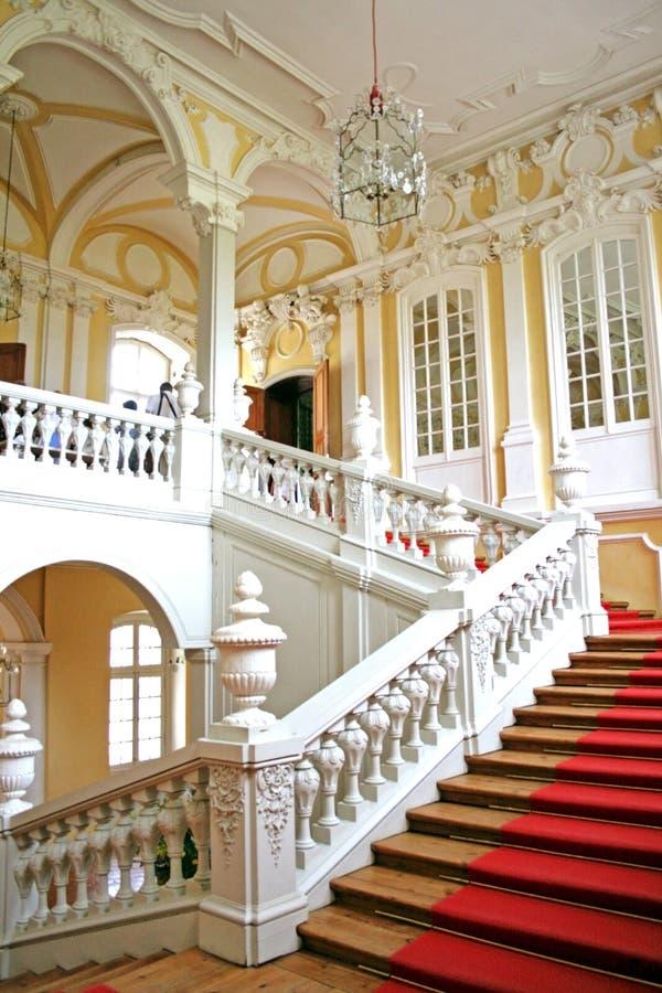 Treppenhaus stockbild